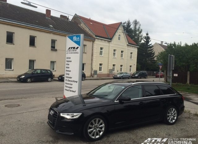 Audi A6 Quattro voll